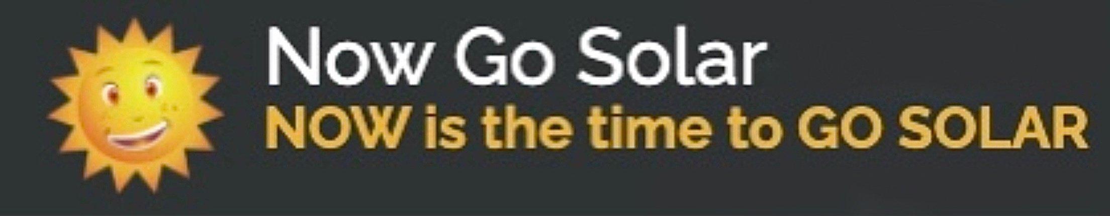 Now Go Solar